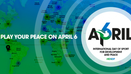 Celebrate The International Day Of Sport For Development And Peace Digitally Sportanddev Org