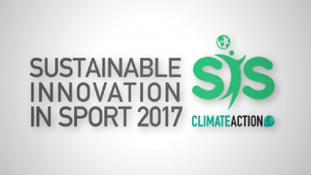 sustainable innovation in sport 2017