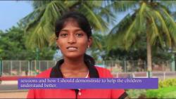 B. Mounika - ASA Grassroot Football Coach