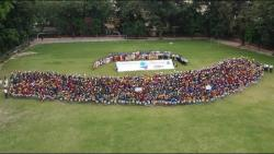 International Day of Sport for Development and Peace observed by St Lawrence H.S