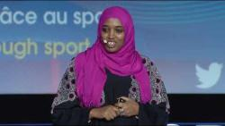 Speech of Fatuma Adan at Peace and Sport International Forum 2017