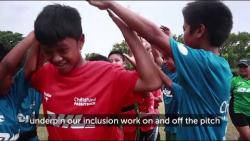 IDSDP 2020 - 'Pass It Back' for Inclusion