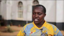 Meet Linet - Shamas Rugby Foundation, Kenya