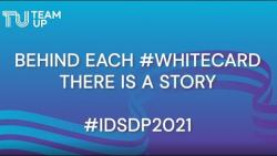 Team Up on #IDSDP2021: Behind each #WhiteCard there is a story