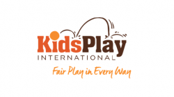 kids play international logo