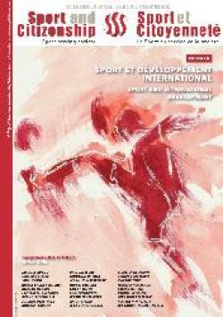 "13th issue:""Sport and International Development"""