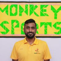 Kushal Agarwal, Director, Monkey Sports