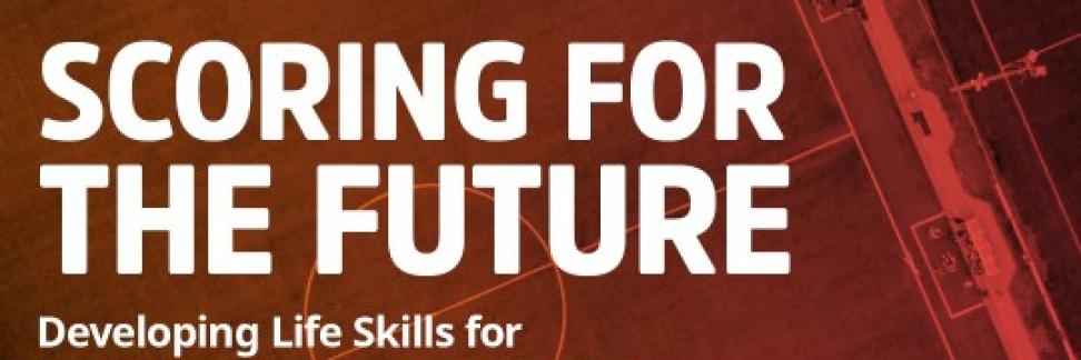 banner for scoring for the future event