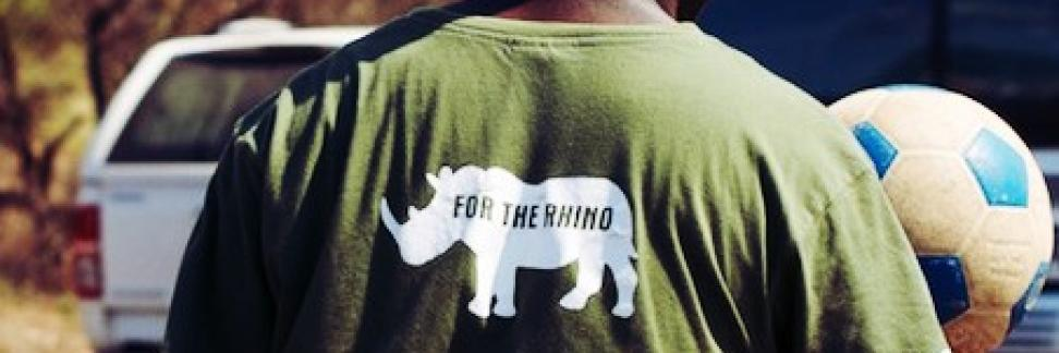 For the rhino